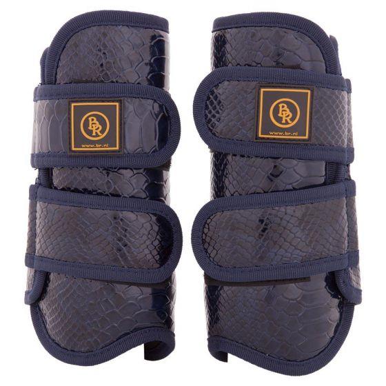 BR Tendon Boots Pro Max Croco Lacquer