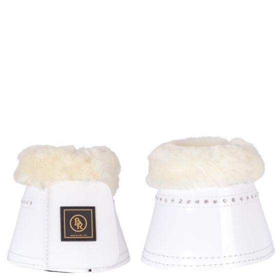 BR Bell Boots Glamour Lacquer ovčí kůže