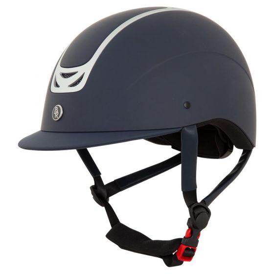 BR Jezdecká helma Volta lakovaná.