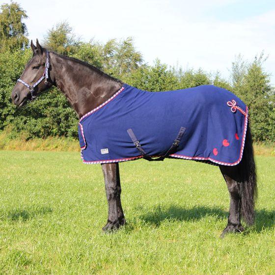 """QHP Fleece rug """"Fryslân Boppe"""""""