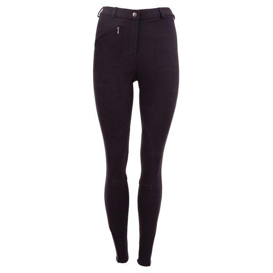 Premiere Jezdecké kalhoty dámské látkové nášivky na kolena