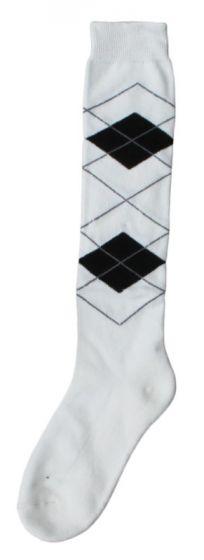 Hofman Podkolenky RE 35/38 White/Black