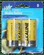 Hofman Baterie Alkalická velikost D 1,5 V