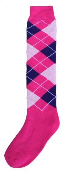 Hofman Podkolenky RE 35/38 Pink