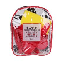 QHP Pony Power grooming backpack