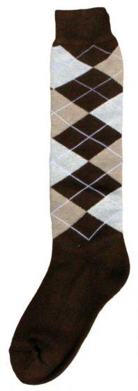 Hofman Podkolenky RE 39/42 Dark Brown