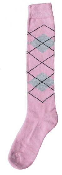 Hofman Podkolenky RE 35/38 Pink/Silver