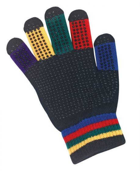 Hofman jezdecké rukavice Magic Grippy Adults