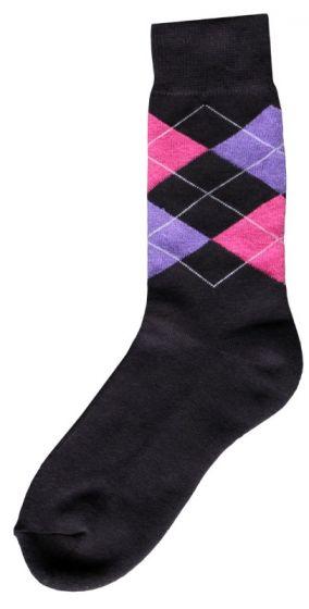 Hofman Rider ponožka Grey/Purple 35/38