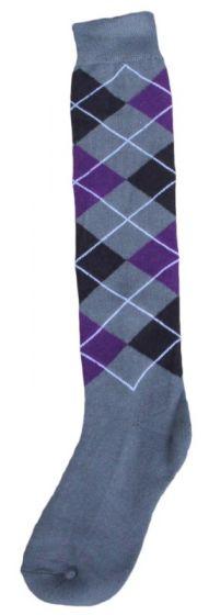 Hofman Podkolenky RE 39/42 Purple/Silver