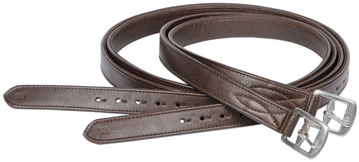 Harry's Horse Třmenové pásky Výborně hnědé