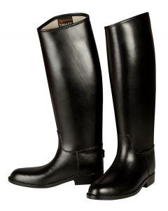 Jezdecké boty z umělé kůže XXL 406