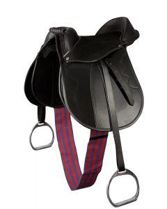 PFIFF Pony sedlo s obvodem a třmeny