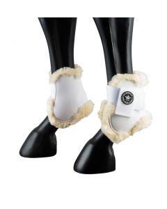 PFIFF boty s umělou kožešinou
