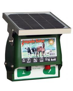 Hofman Aplikace baterie. Solární Impuls 6 km