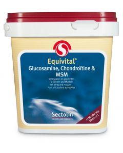 Sectolin Equivital glukosamin, chondroitin a MSM 1 kg