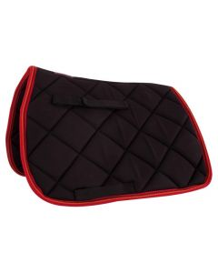 Saddle Pad Premiere XS Black