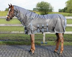 QHP Combo fly rug with neck piece