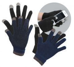 Hofman jezdecké rukavice Magic Touch Black