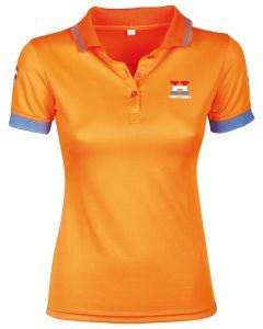 Harryho koně Polo Holandská oranžová