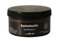 PFIFF Sedlové mýdlo s houbičkou 250