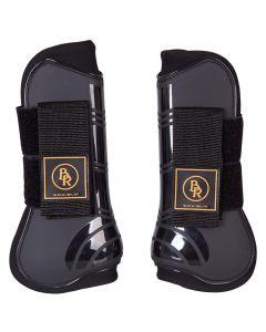 BR Popruhy na boty pro jízdu na koni Pro Tech s neoprenovou podšívkou