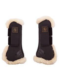 BR Popruhy na boty na šlachy BR Snuggle imitace ovčí kůže