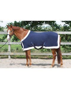 Harry's Horse Flísový koberečkový model s náprsní klopou