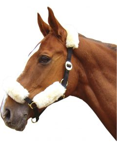 Harryho koně Halter nastavil merino krém