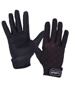 QHP Solární rukavice černé