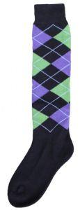 Hofman Podkolenky RE 35/38 Black/Purple