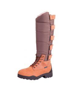 BR Zimní jezdecká obuv Antarktická kůže