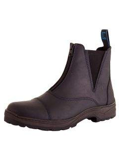 BR Stabilní botka Comfort Line Durley se zipem