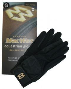 Hofman jezdecké rukavice Micro Mesh 9,5 Navy