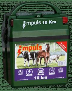 Hofman Aplikace baterie. Impuls 10 km