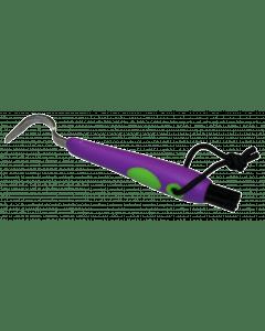 Hofman Zábavná volba kopyt + štětec fialová / zelená