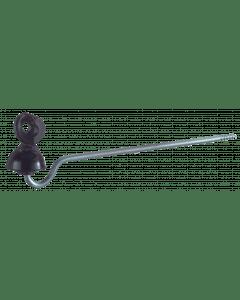 Izolační kabel & quot; ideální & quot; rukojeť 22 cm Zwart