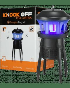Knock Off Odstraňte lampu proti komárům