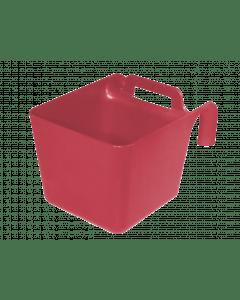 Hofman Miska na jídlo s odpružením a rukojetí zelená KS