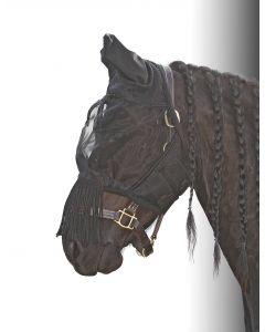 Harry's Horse Mouchová maska Třásně Flyshield