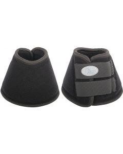 Harry's Horse Neoprenový kartáč na boty pro jízdu na zvonu černý