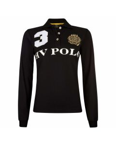 HV Polo Polo triko Favouritas Eques s dlouhým rukávem