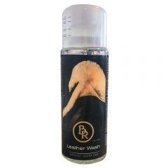 Kožená mýdlová lahvička BR 300mlin m / dávkovací čepička