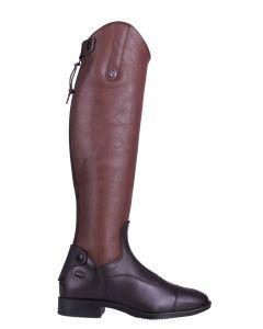 QHP Jezdecké boty Birgit Adult wide Brown 36