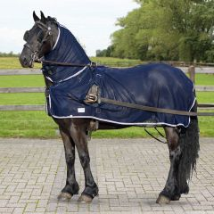 QHP Harness fly rug + neck piece