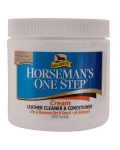 Absorbine Kožený krém Absorbine Horseman sOne Step 425g