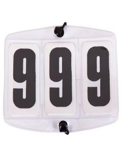 Počáteční čísla jsou bílé