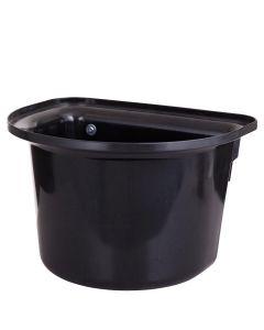 Plastová polokoule Stubbs s příchytkami 15 litrů