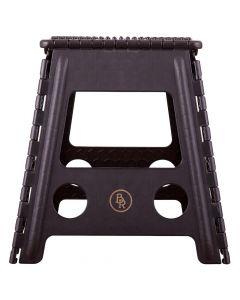 BR Skládací plastová stolička 29x22x39cm