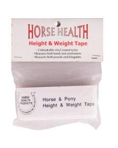 Měřící a vážicí páska